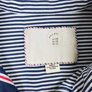 Anthropologie Tops - ANTHROPOLOGIE - POSTMARK 9-H15 STCL SHIRT